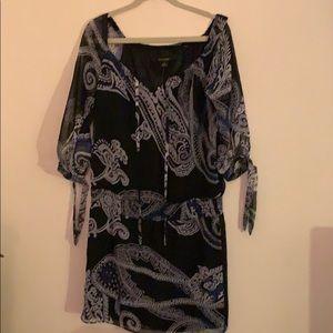 NWT WHBM super cute tunic style dress